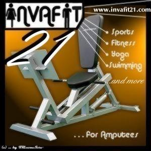 INVAFIT21 International Logo